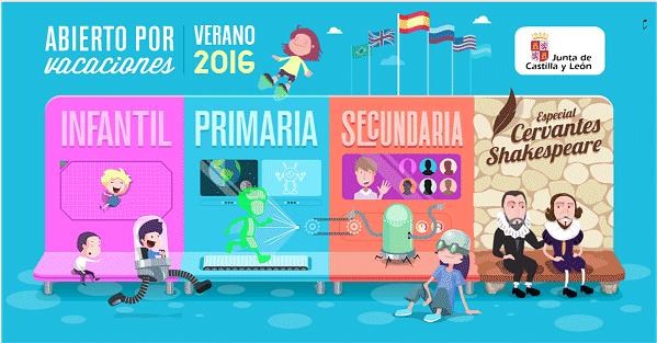 ABIERTO POR VACACIONES 2016